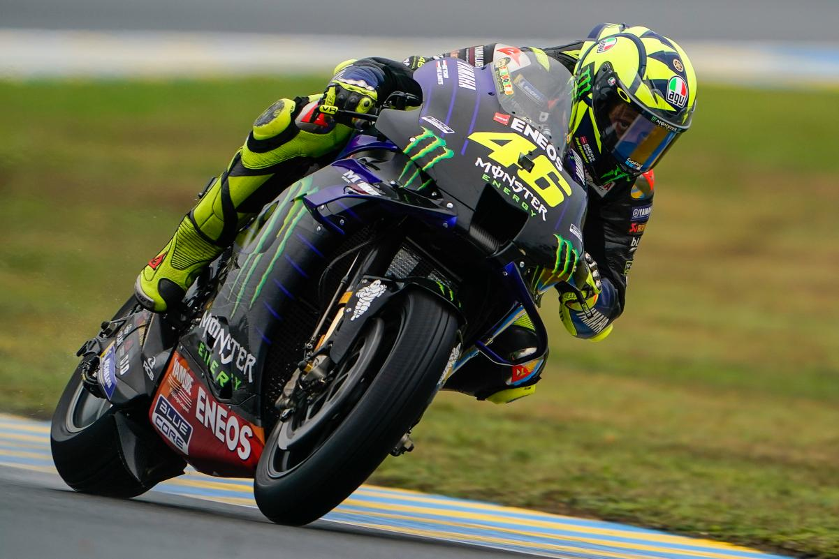 rossi cleared to race at european gp