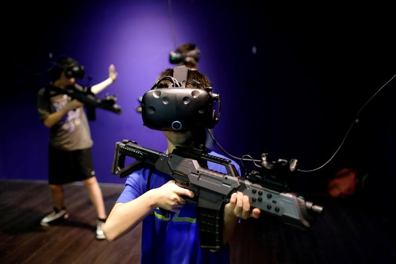 swedish gaming group embracer invests in virtual reality