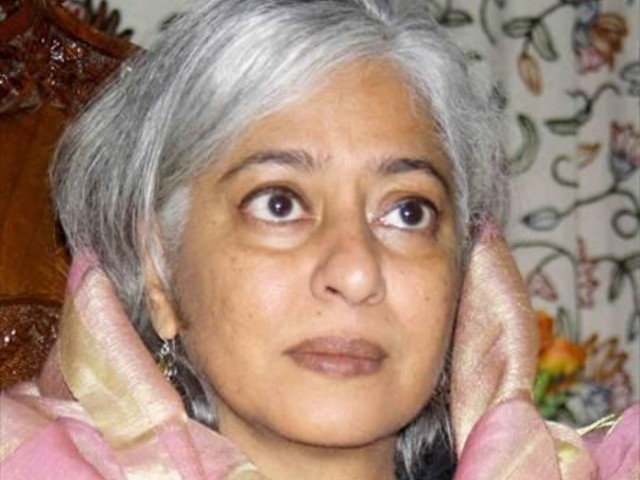 Radha Kumar says Indian govt's arguments that revocation of special status will accelerate development have not come true. PHOTO: AA