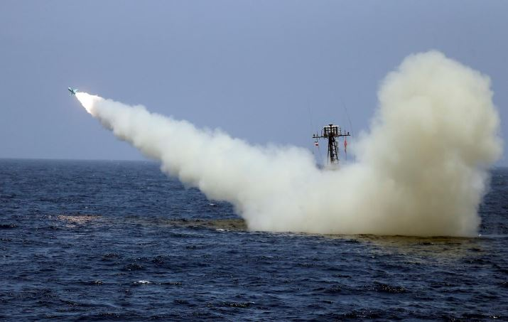 iran holds annual gulf drill amid rising tensions with us
