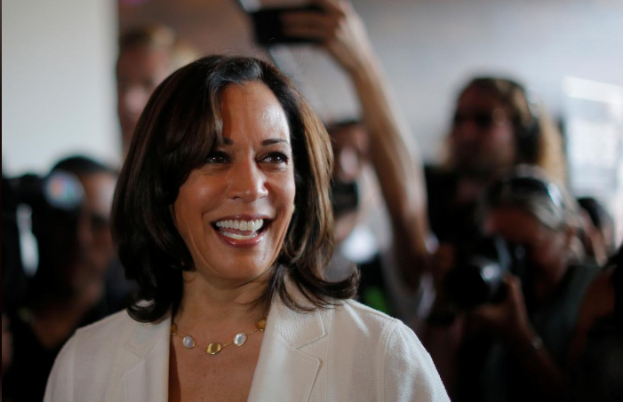 indians erect banners pray for kamala harris to win us election