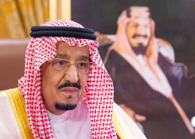 saudi king in stable condition after being admitted to hospital