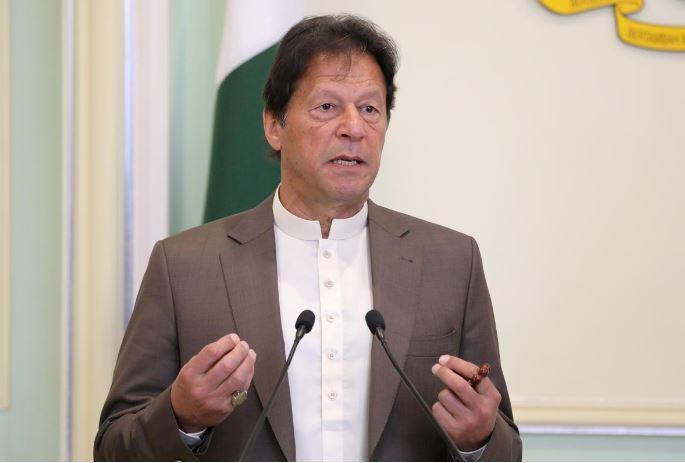 prime minister imran khan photo reuters file