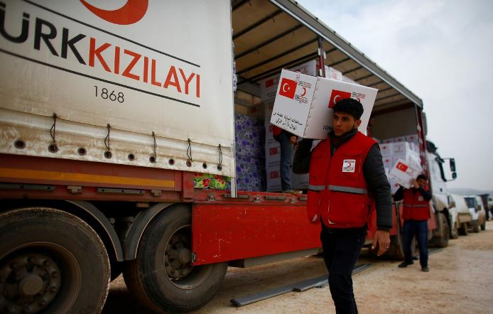 lives will be lost as syria aid access cut aid agencies warn
