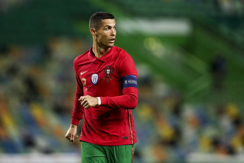 Ronaldo features at no.2 in the list of top10 highest scorers in Euros - SportzPoint