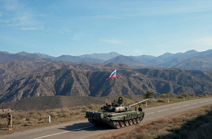 russian serviceman killed in nagorno karabakh while dismantling landmine
