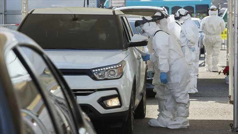 south korea extends covid 19 restrictions as virus spikes