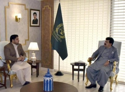 sanjrani to approach parliamentarians worldwide to bring attention to iiojk