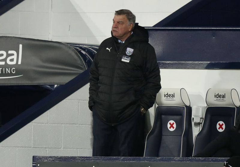 Points-based criteria: Allardyce feeling the Brexit effect on West Brom recruitment