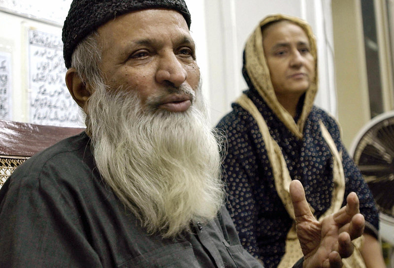 In a nation often riven by social, ethnic and religious strife, Edhi won respect from every stratum of society for an ascetic lifestyle devoted to helping the poor regardless of their background. PHOTO: AFP/FILE