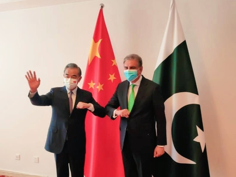 FM Qureshi to leave for China on two-day visit today