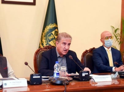 qureshi invites afghan counterpart to islamabad following istanbul conference