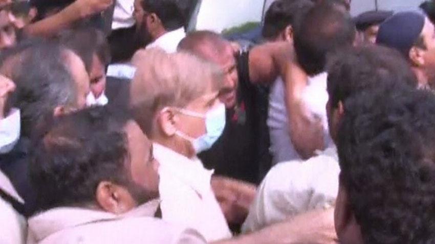 mystery still surrounds shehbaz sharif s bail