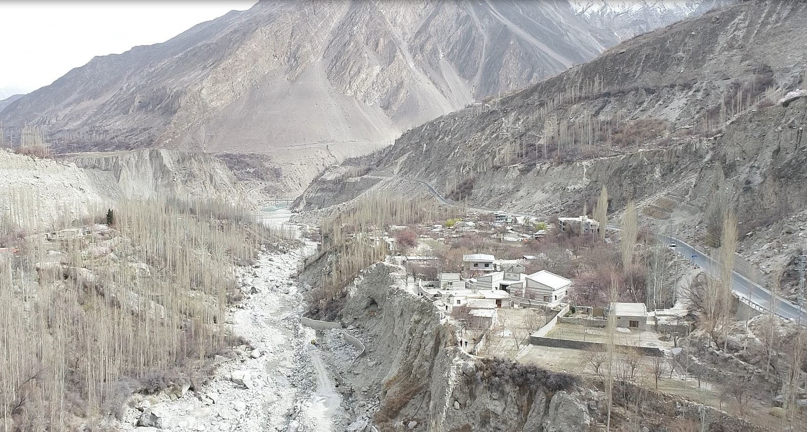an aerial view of hassanabad s sherabad source author