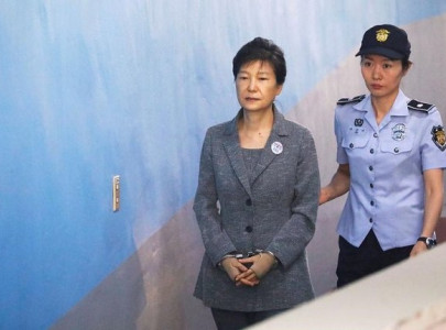 south korea court upholds jail for ex president park clearing way for chance of a pardon