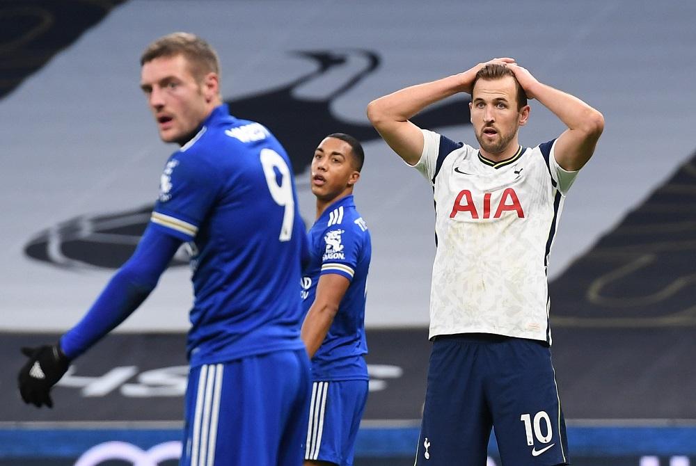 Mourinho unhappy with Spurs' attitude