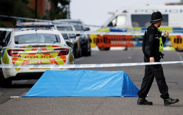 one dead seven injured in birmingham stabbings