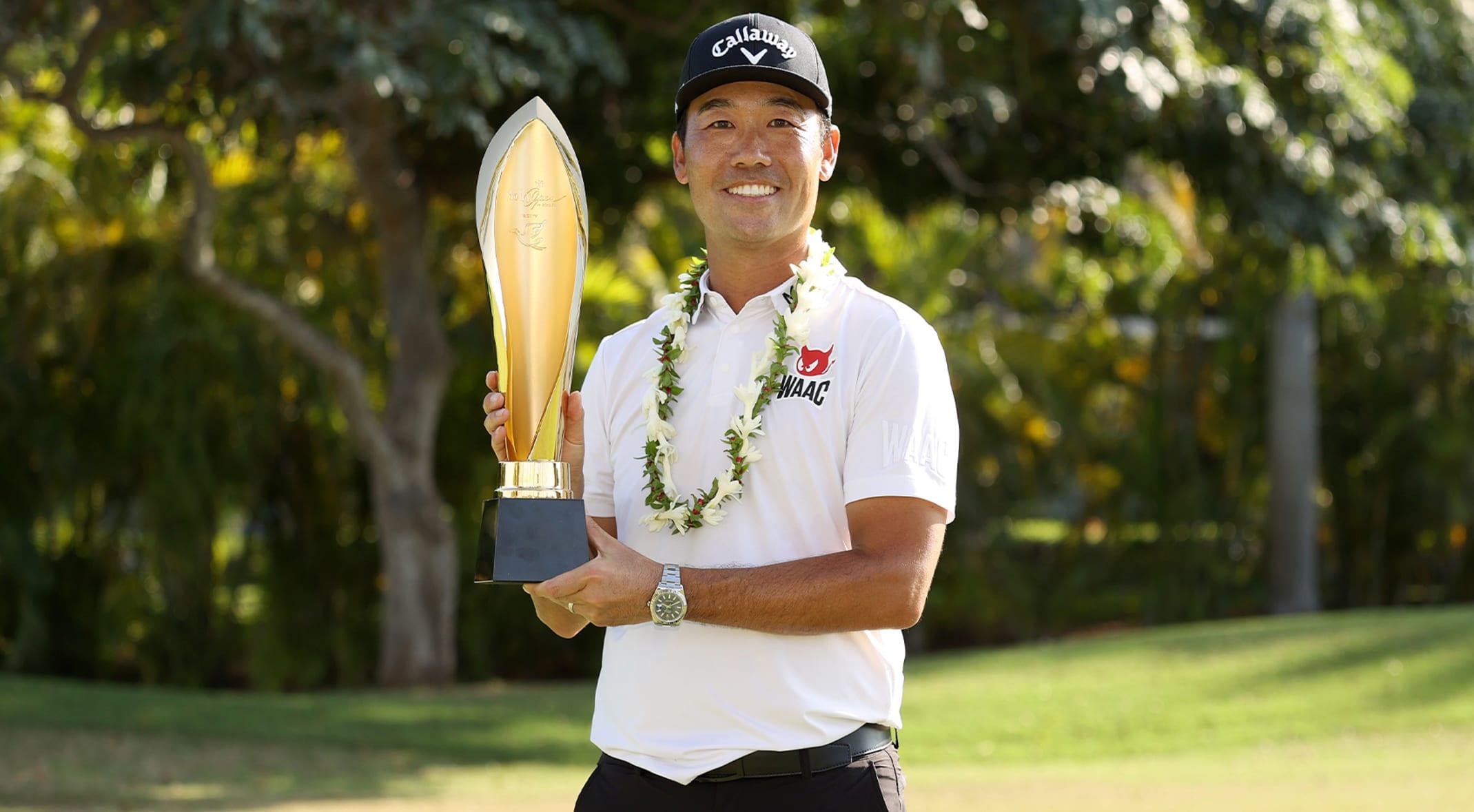 Na wins Sony Open in Hawaii after final-hole birdie