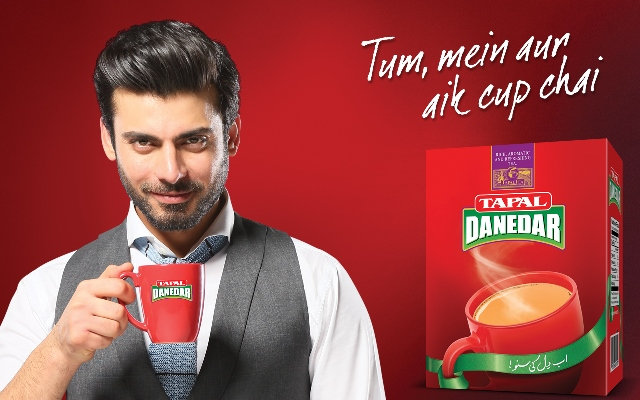 digital milestone tapal danedar launches new tvc featuring fawad khan online before releasing to national media