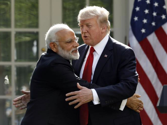the key feature of the indo pacific strategy is to build the economic defence and military muscle of india so that the south asian country could effectively act as a counterbalance to china photo reuters file