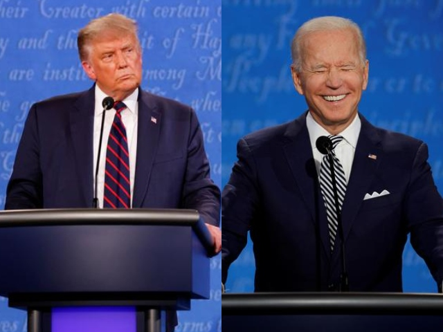 experts believe the race between biden and trump is still a toss up in key states through the electoral college that decide the election reuters file