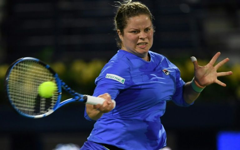 clijsters osaka venus among wildcards in us open tuneup