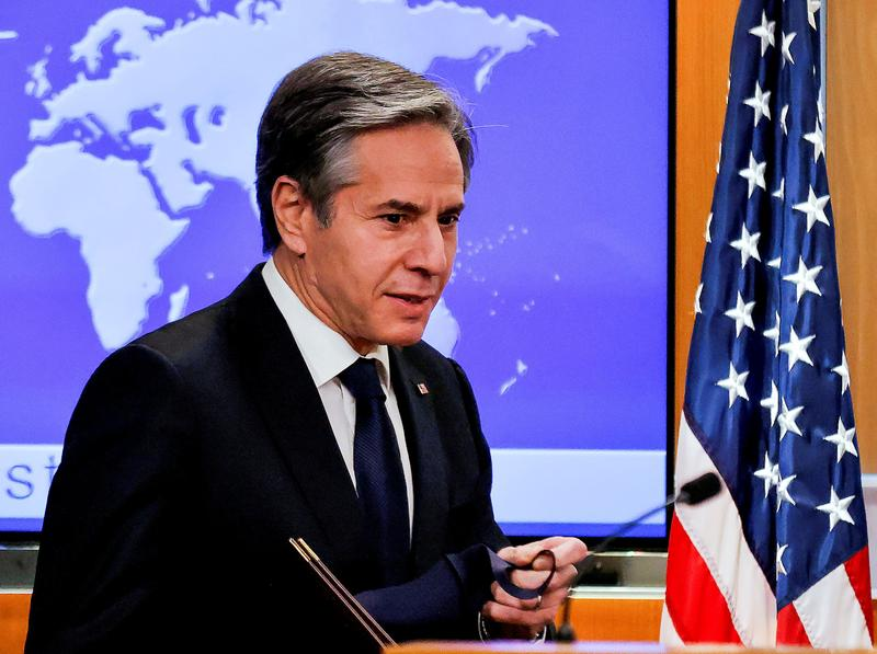 United States  sanctions 24 Chinese and Hong Kong officials