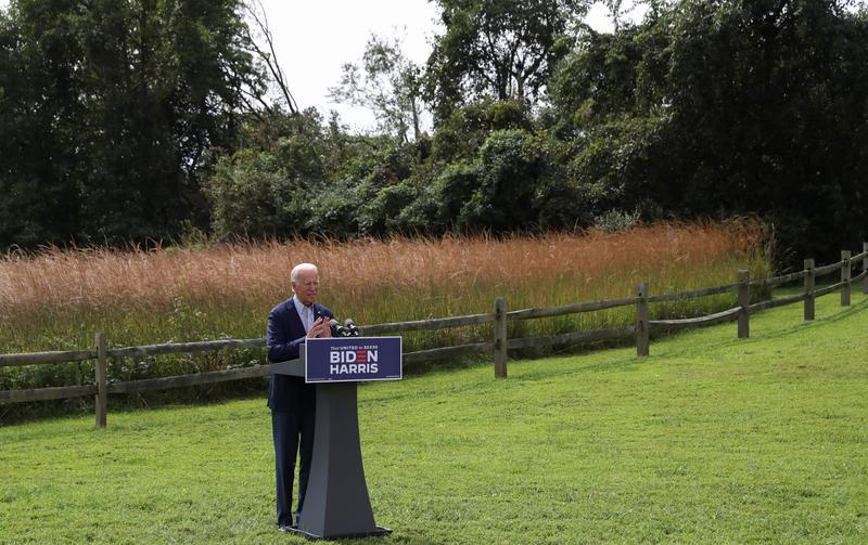 Biden Picks Michael Regan to Run U.S
