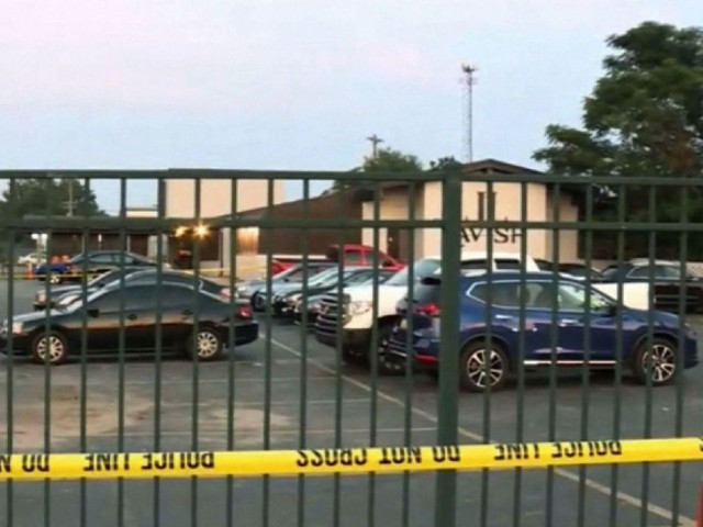 the incident is suspected to be gang related which injured two other photo courtesy cnn