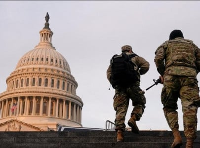 us state capitals washington on alert for possible pro trump armed protests