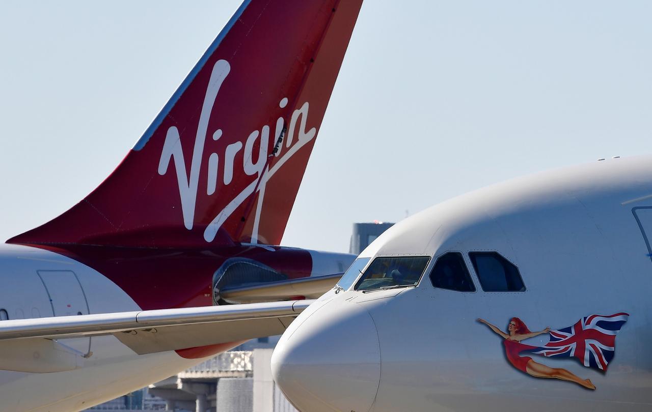virgin atlantic airways seeks bankruptcy protection