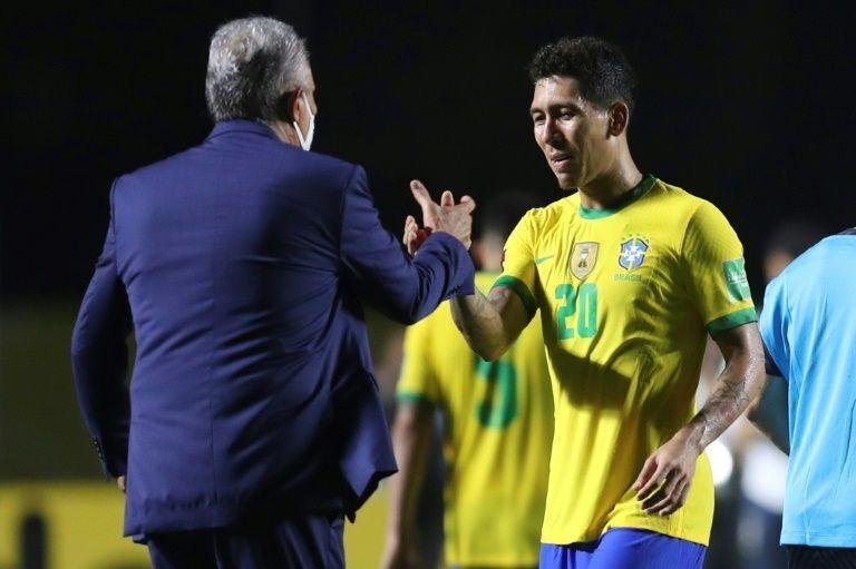 Brazil win, prepare for Uruguay war