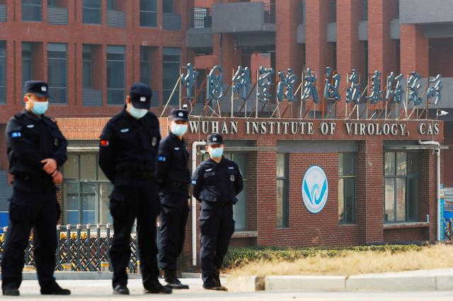 WHO Team Probing COVID-19 Visits Wuhan lab, Meets