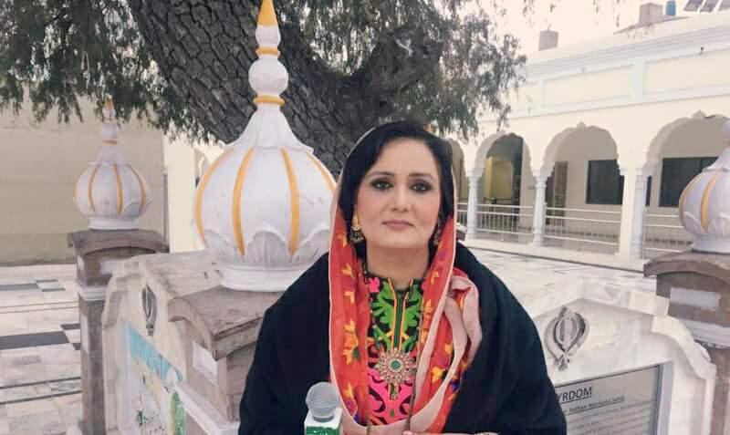 talking in punjabi does not make you uneducated dr sughra sadaf