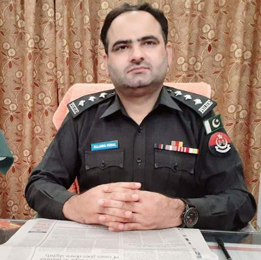 dsp martyred during police encounter in swabi