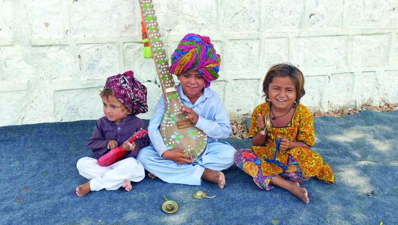 merry melodies the little songbirds of tharparkar