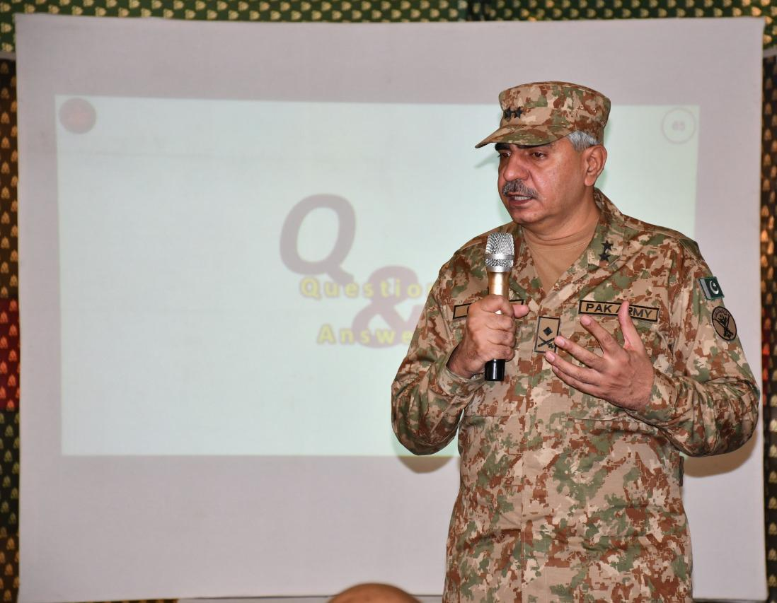 on loc tour diplomats briefed about indian aggression