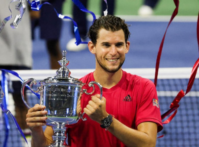 thiem breaks big three hold on slams