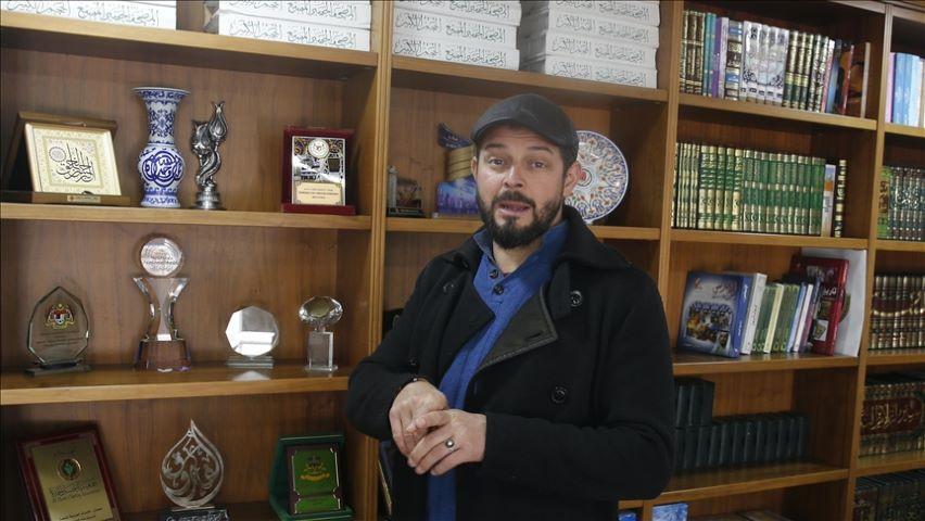 Abdulkadir Schaller, director of the Islamic Cultural Center