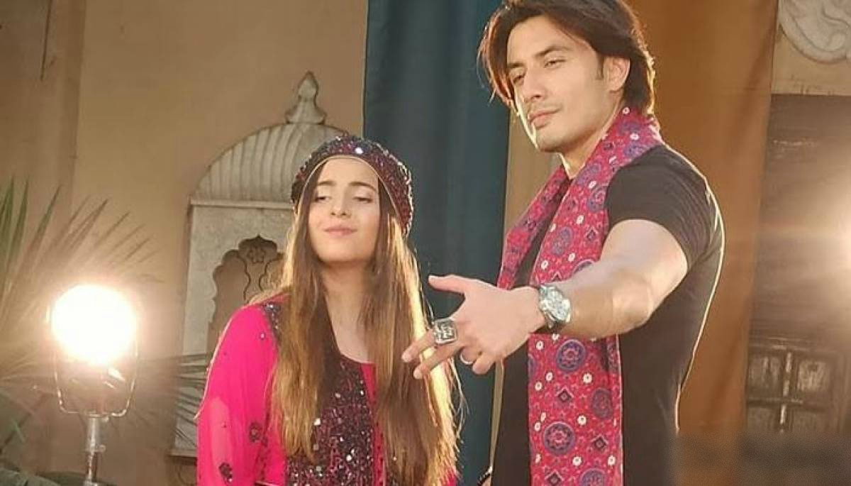 ali zafar drops rendition of allay to voice plight of sindh s cultural heritage