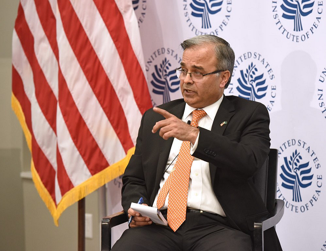 us in a position to stop indian subversive activities in pakistan envoy