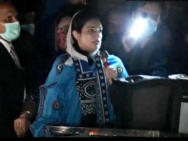aseefa bhutto zardari addresses multan rally screengrab
