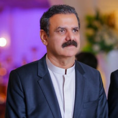 Chairman of China Pakistan Economic Corridor (CPEC) Authority Lt Gen (retd) Asim Saleem Bajwa. PHOTO: ASIM BAJWA