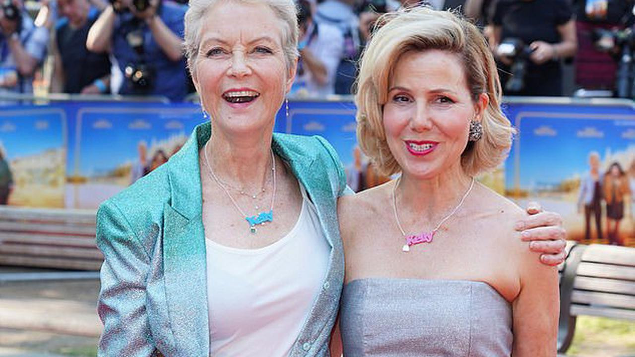 Actors and Britain's health workers grace red carpet at London premiere