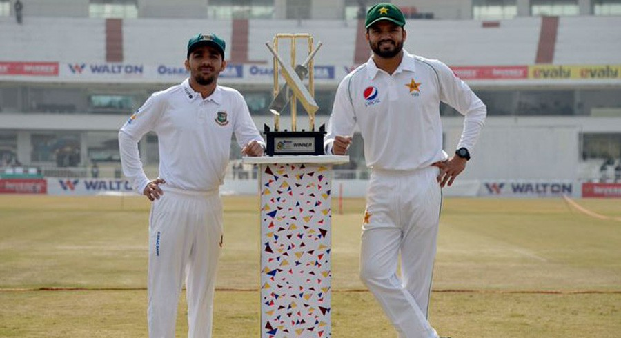 solitary pakistan bangladesh test unlikely to take place before 2021