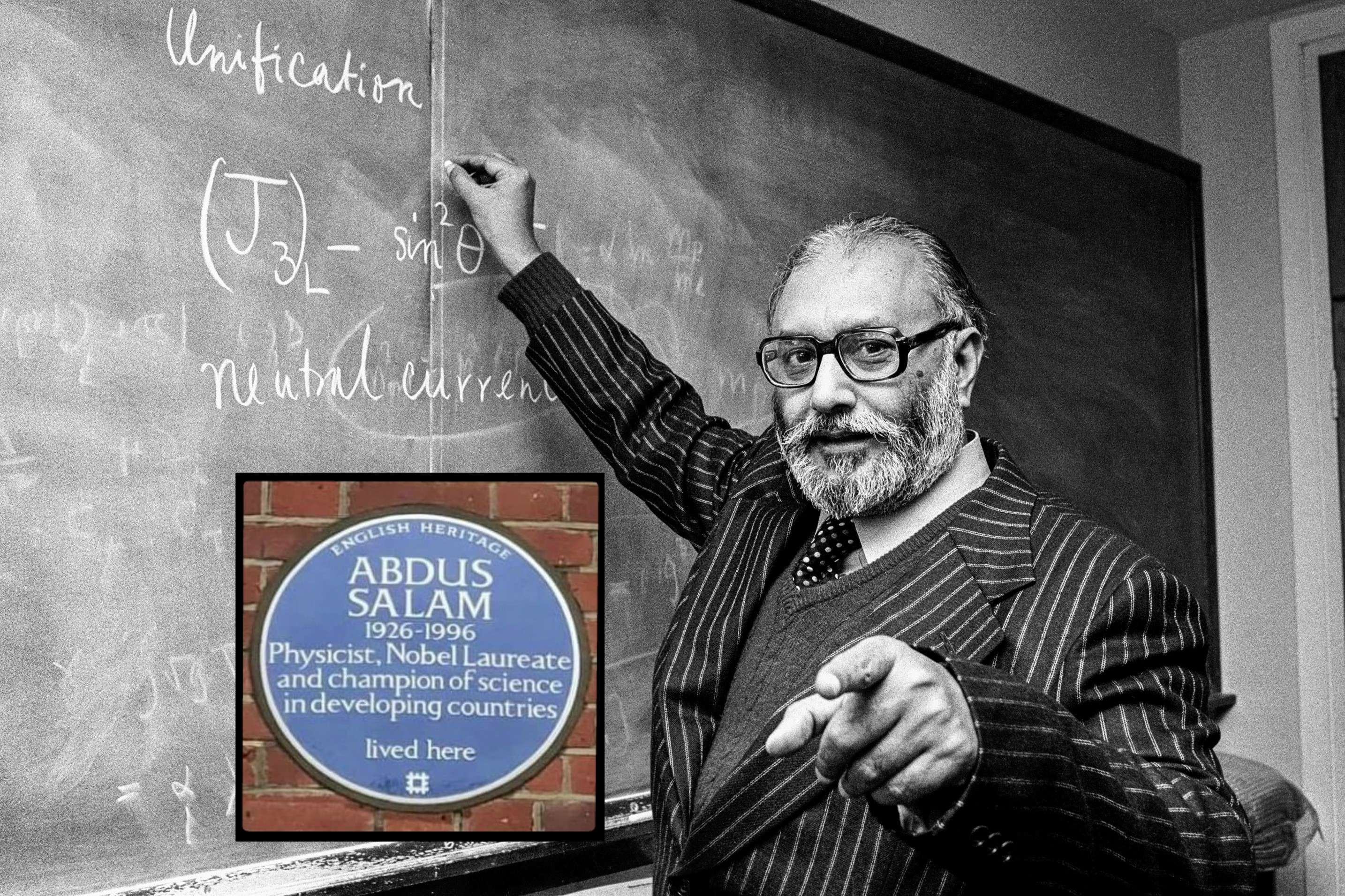 dr abdus salam s britain residence declared national heritage site