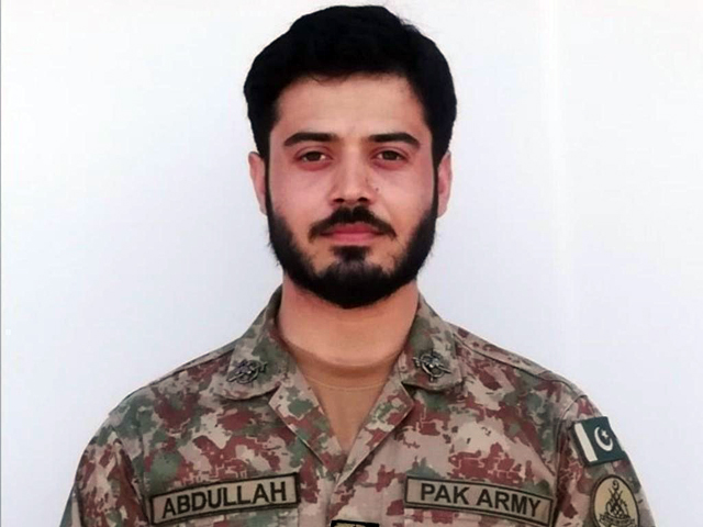 army officer martyred in south waziristan ambush