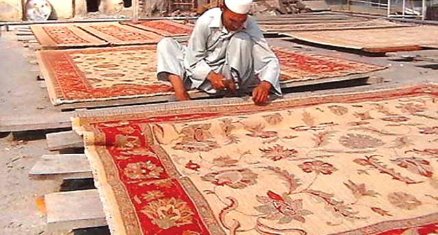 carpet association seeks relief in budget