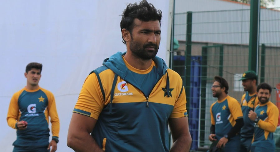 sohail khan should replace naseem shah in second england test aaqib javed