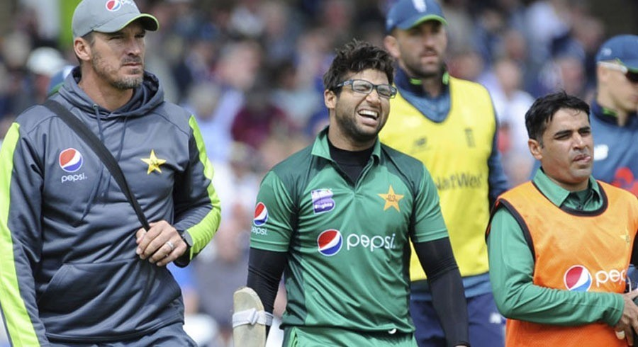 first odi imam very disappointed after failing to finish game with babar